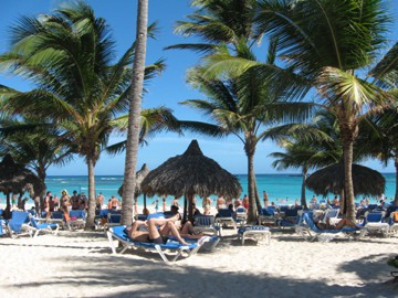 punta cana dominican republic has many luxurious resorts