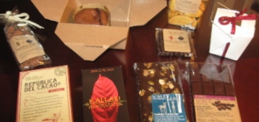 SOMA chocolatemaker of Toronto offers a great selection of global chocolate