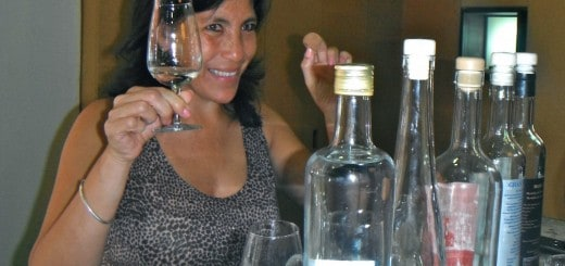 Chocolate and Pisco Pairing event