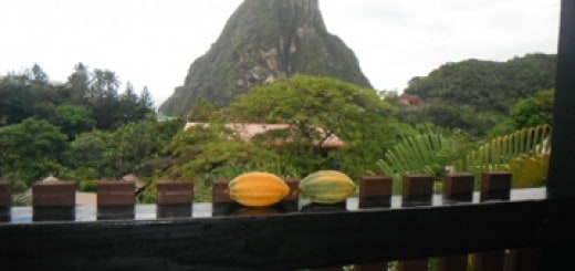 St. Lucia is a chocolate lover's paradise.