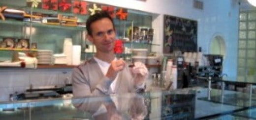 Thomas Haas is a talented chocolatier in Vancouver