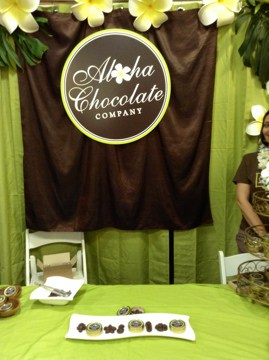 artisan-chocolate at the hawaii-chocolate-festival