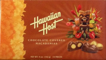 Hawaiian Host Chocolates