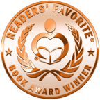 Readers' Favourite Bronze Medal badge