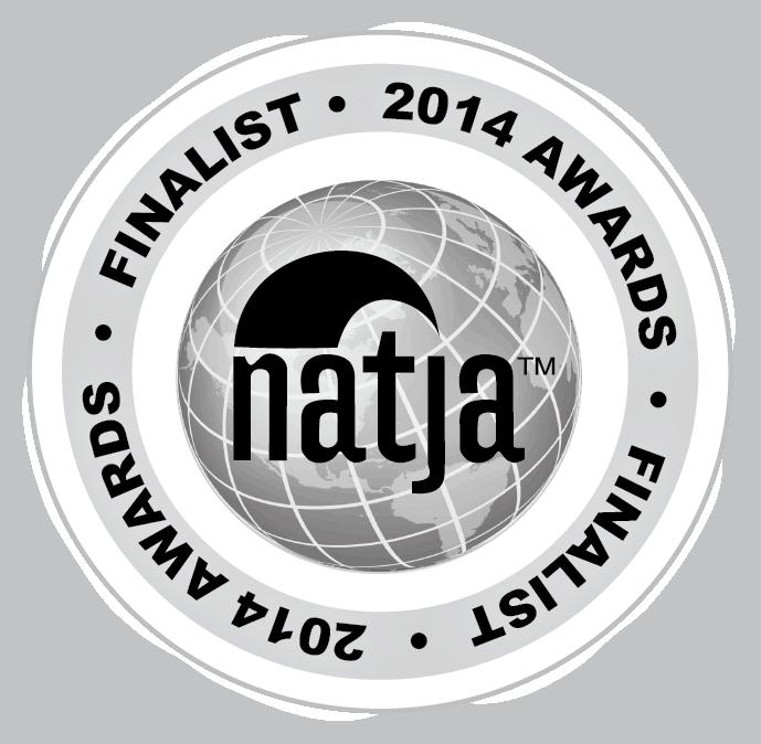 NATJA 2014 Finalist