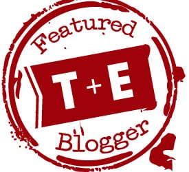 Featured T and E Blogger Badge