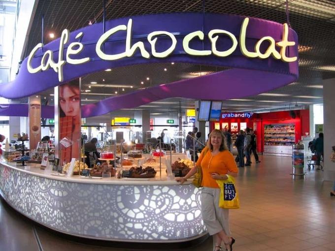 Cafe Chocolate