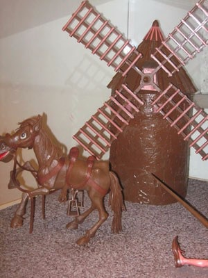 chocolate-sculptures