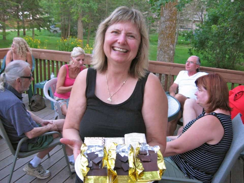 Invite Chocolatour to your next party and have a customized chocolate tasting to tantalize your guests.