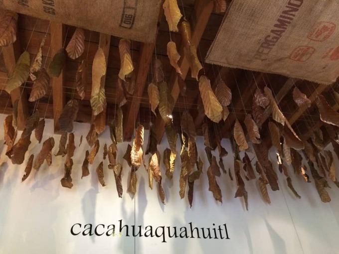 MUCHO Museo del Chocolate, Mexico City