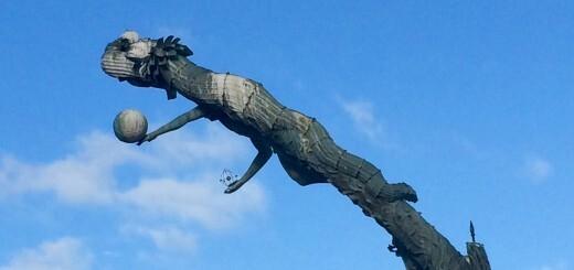 millennia-statue