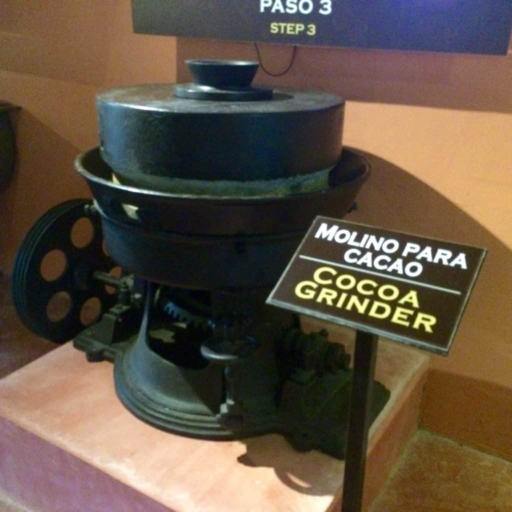 cocoa-grinder