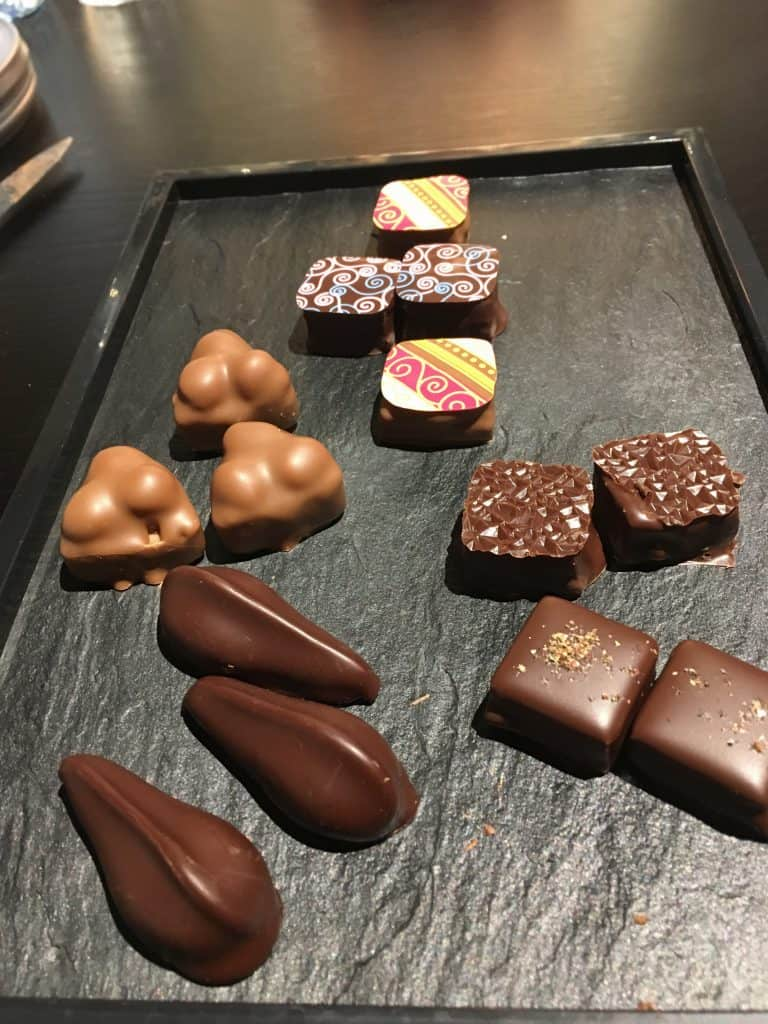 Swiss chocolate travel to Vevey - Chocolatour with Doreen ...