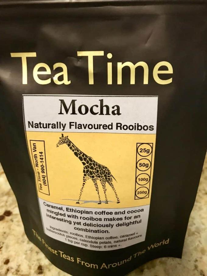 mocha-tea